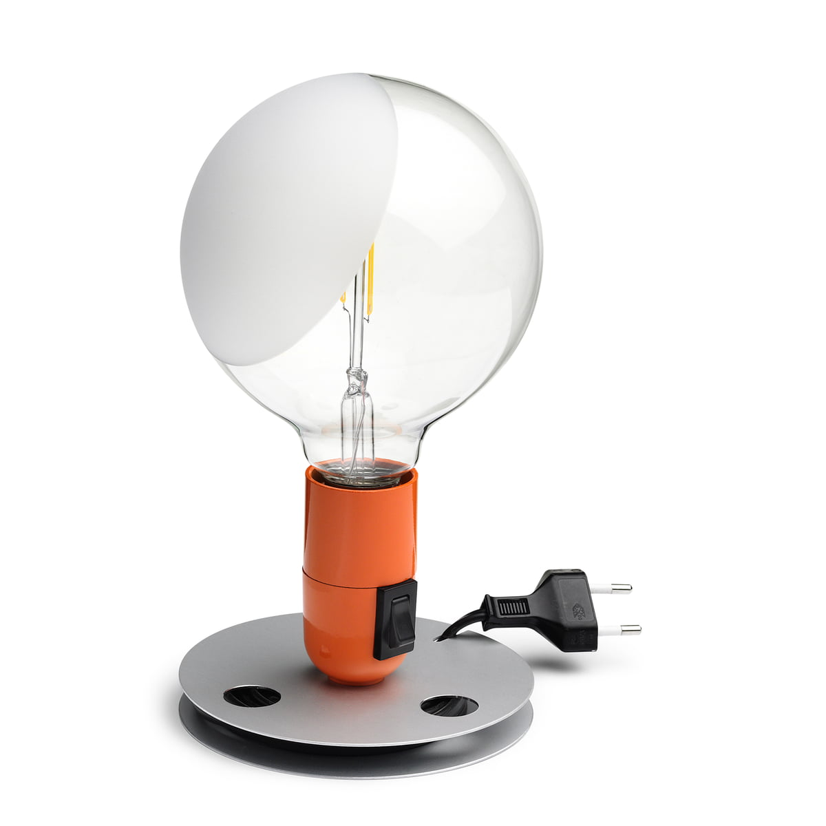 Flos Lampadina Led Orange