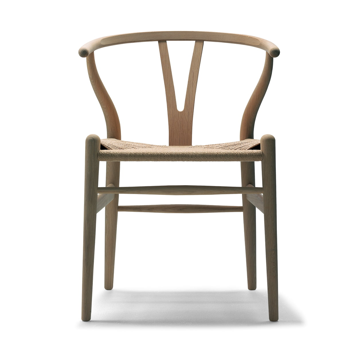 Wishbone Chair CH By Carl Hansen Connox - Hansen patio furniture