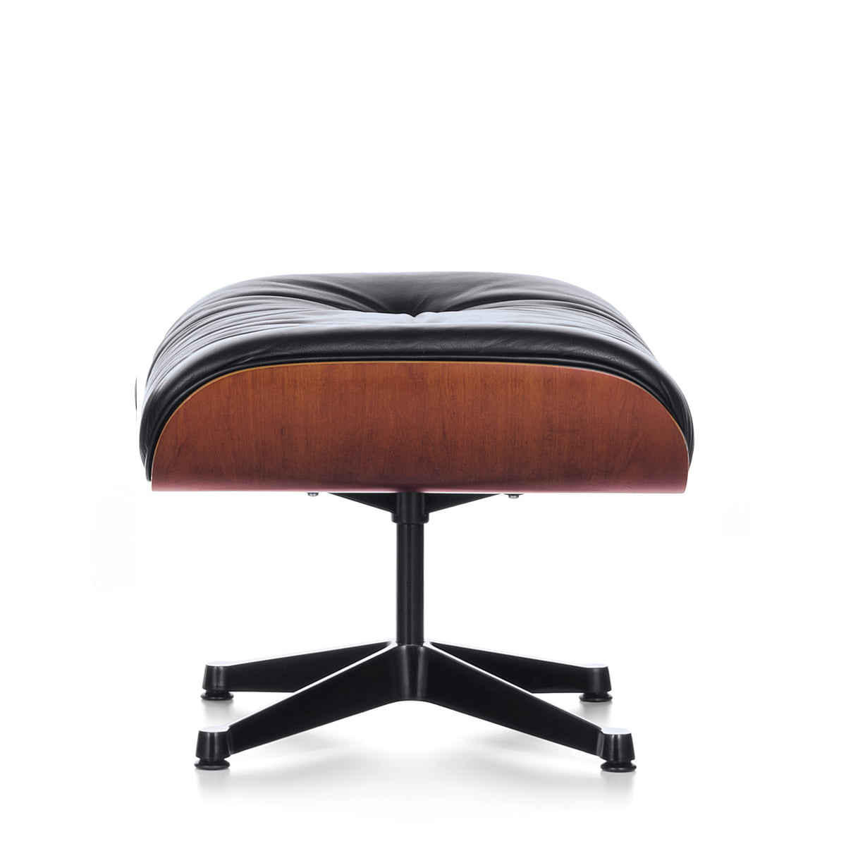 matching ottoman for vitra lounge chair. Black Bedroom Furniture Sets. Home Design Ideas