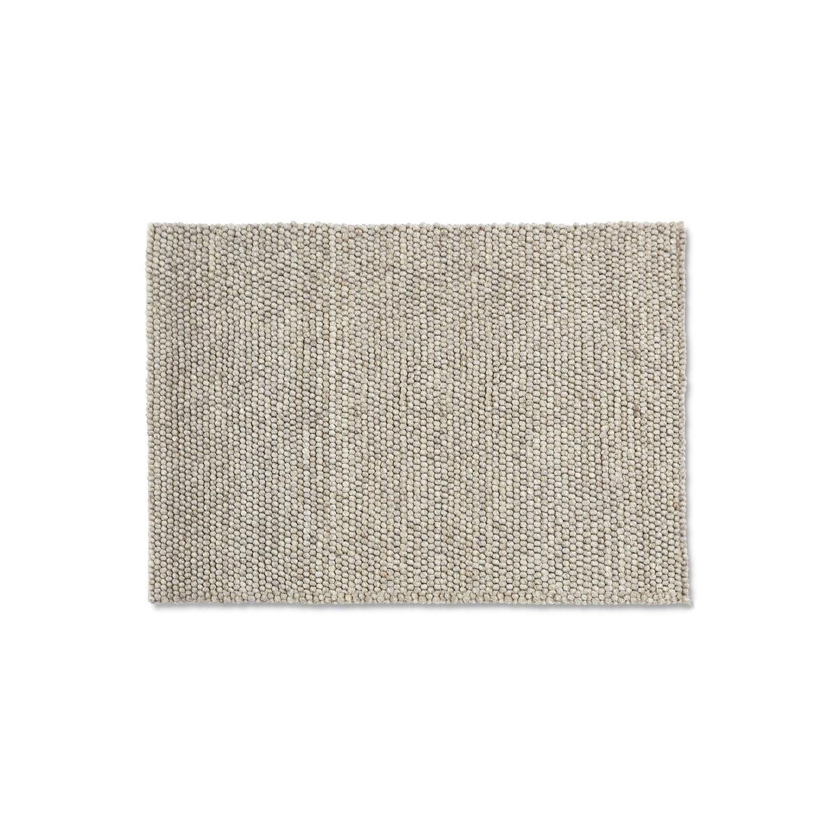 Hay   Peas Rug 140x200 Cm, Soft Grey