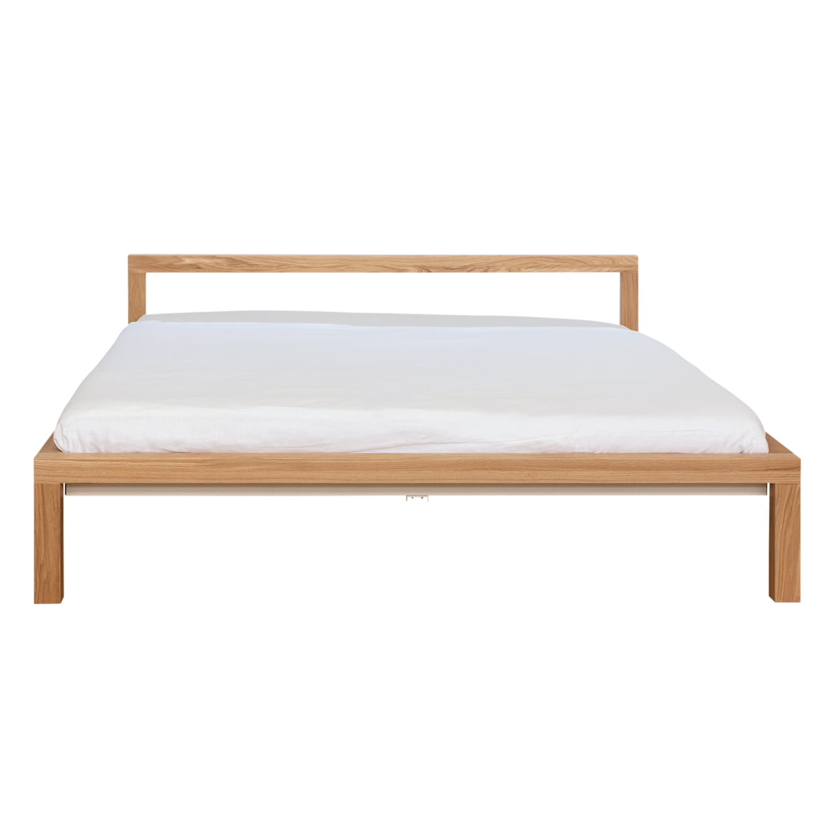 Cool Bett Referenz Von Hans Hansen Pure Bed - Frontal