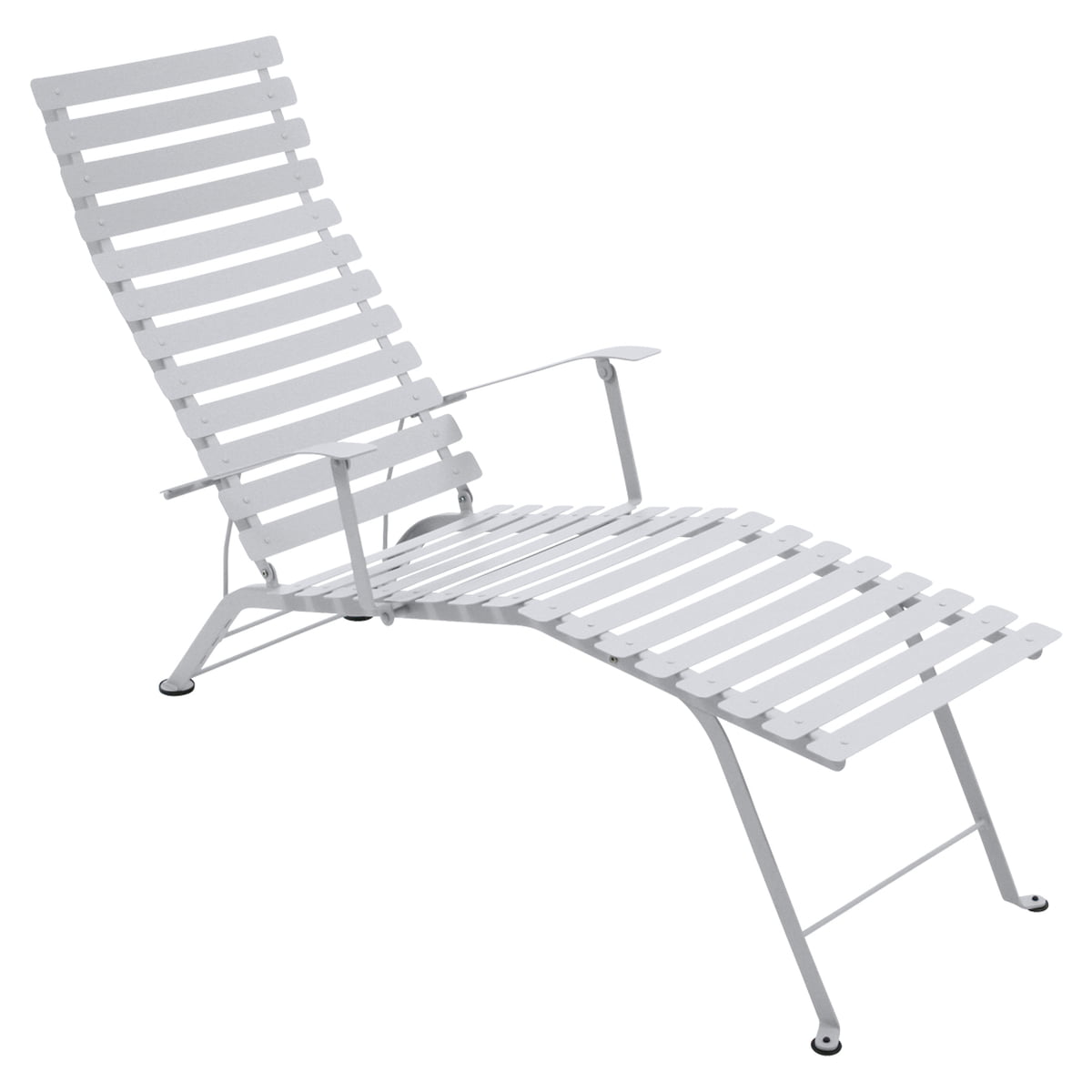 The Bistro Deckchair By Fermob In Design Shop
