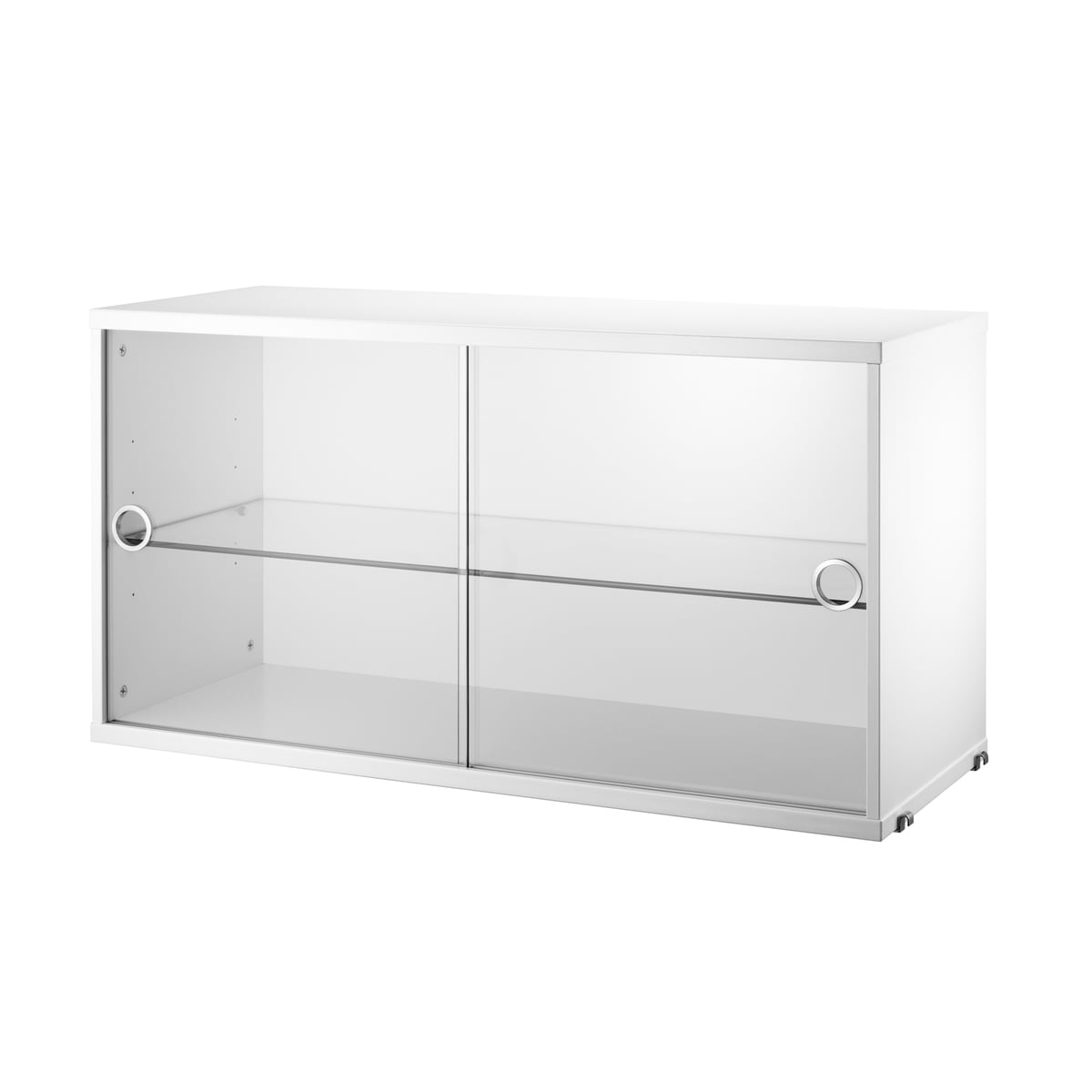 Glass Cabinet By String Connox Shop
