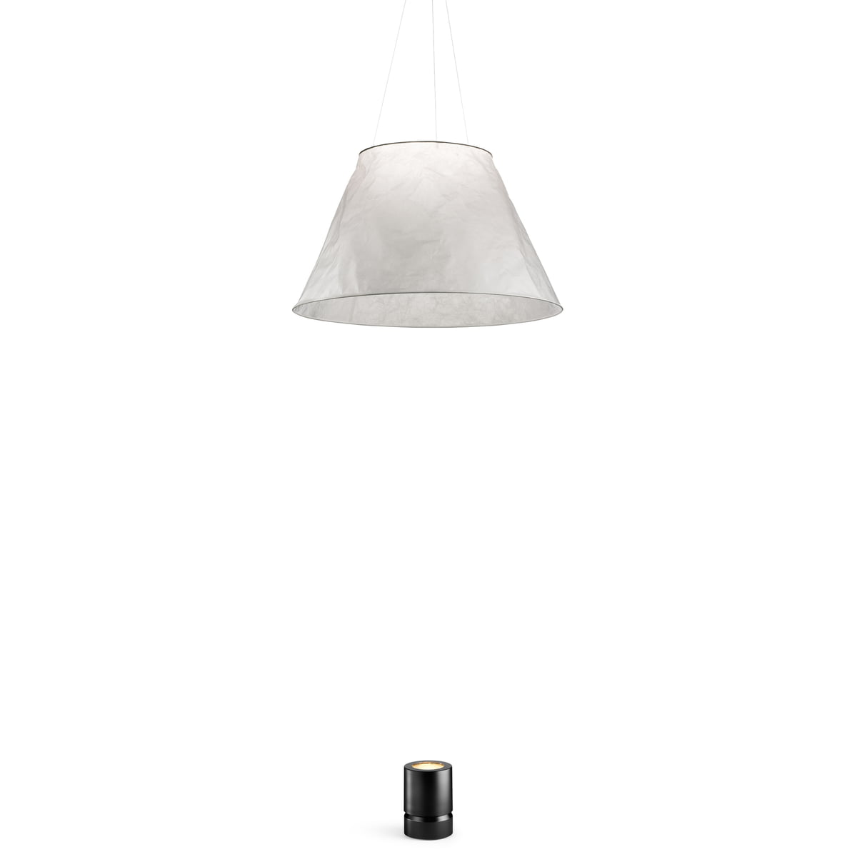 The shade pendant lamp by flos in the shop flos shade pendant lamp free mozeypictures Choice Image