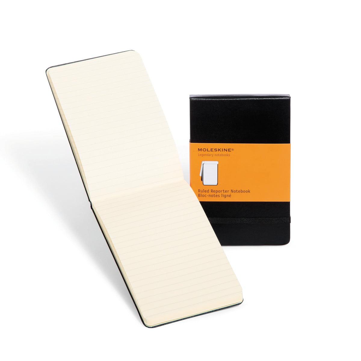 Reporter notebooks (classic) large Moleskine