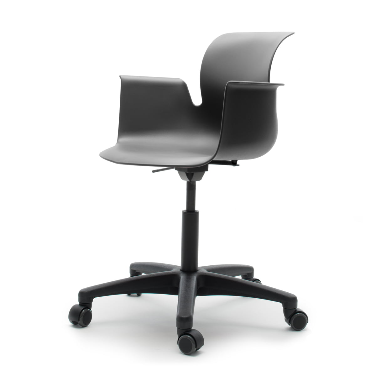 the pro 6 swivel armchair by flötotto