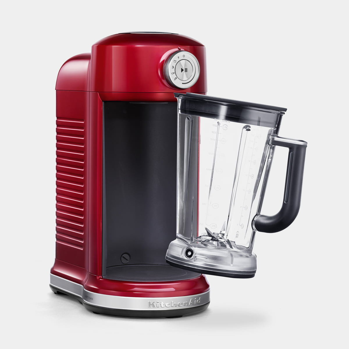 artisan magnetic drive blender by kitchenaid. Black Bedroom Furniture Sets. Home Design Ideas
