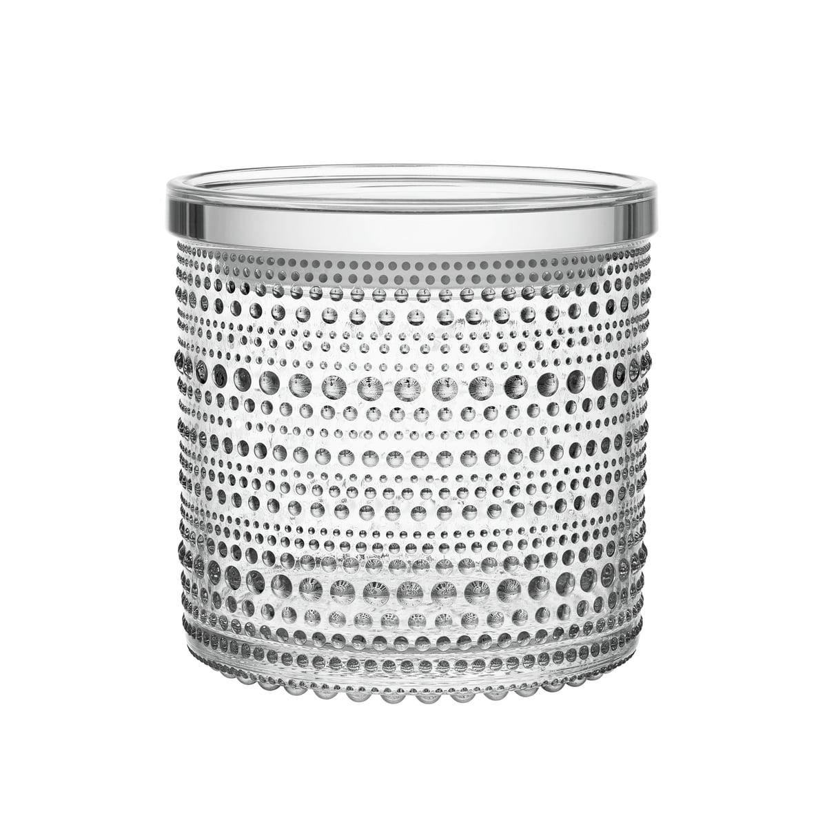 Kastehelmi Storage Jar By Iittala In The Shop