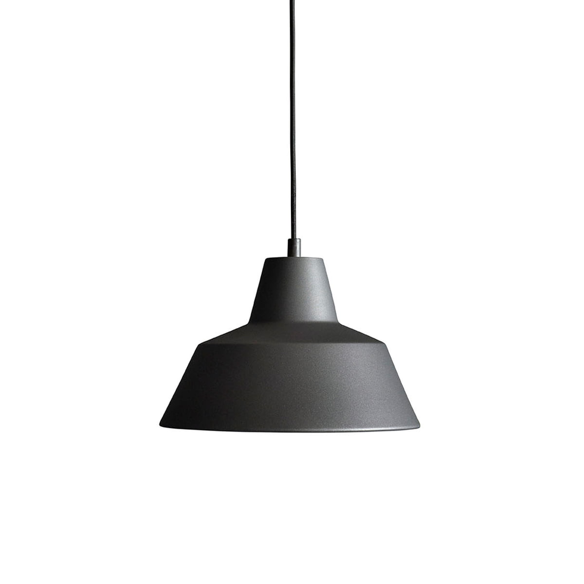 Goede Industrial lamp made of aluminium | Made by Hand LU-89