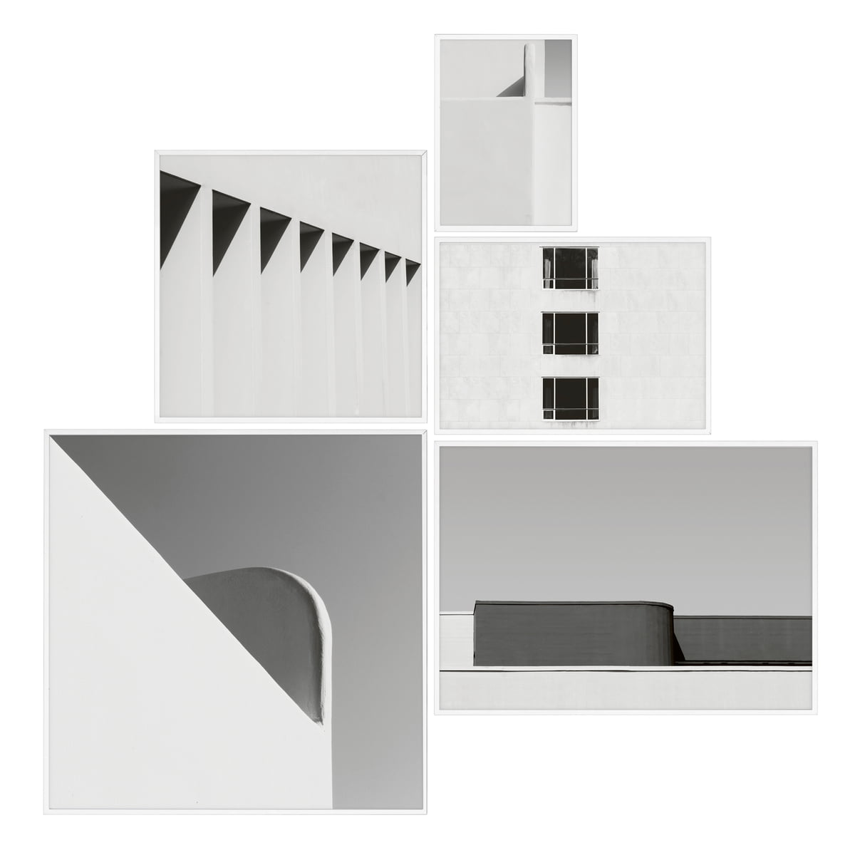 Architectural photographs from lassen by connox for Connox com