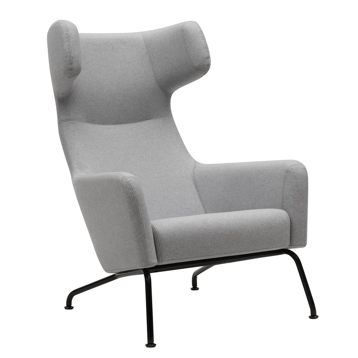 The havana armchair by softline in the shop for Ohrensessel schwarz