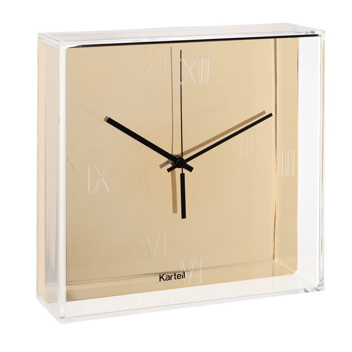 Tic Amp Tac Wall Clock Kartell Shop