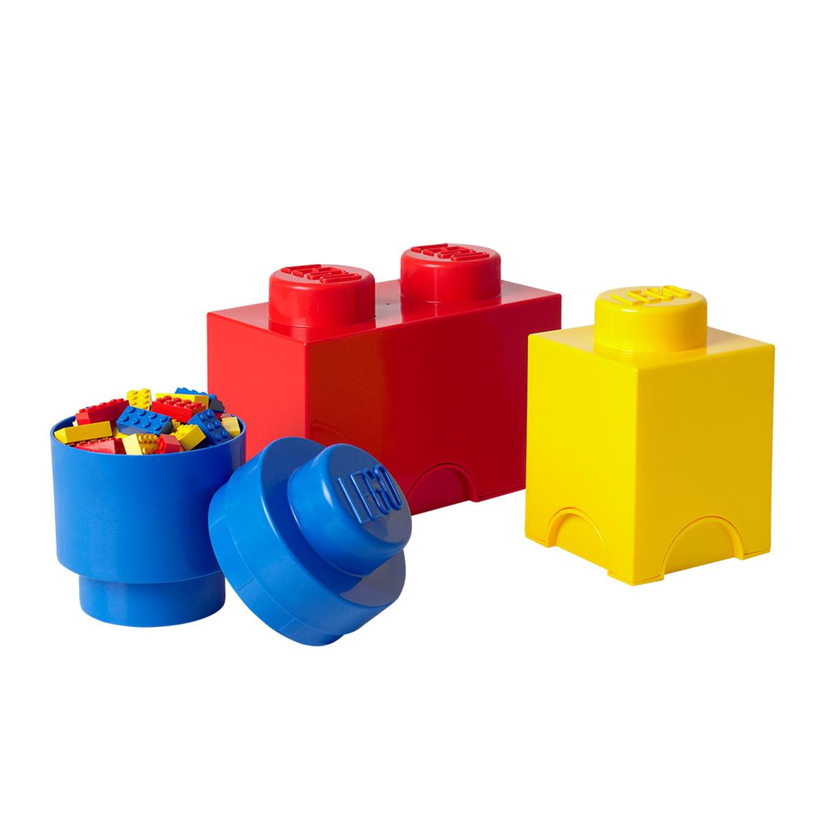 Storage Brick Multipack Set Of 3 By Lego