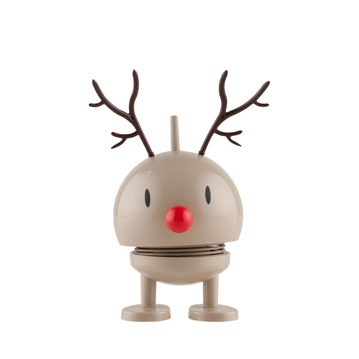 Reindeer Bumble Rudolph By Hoptimist