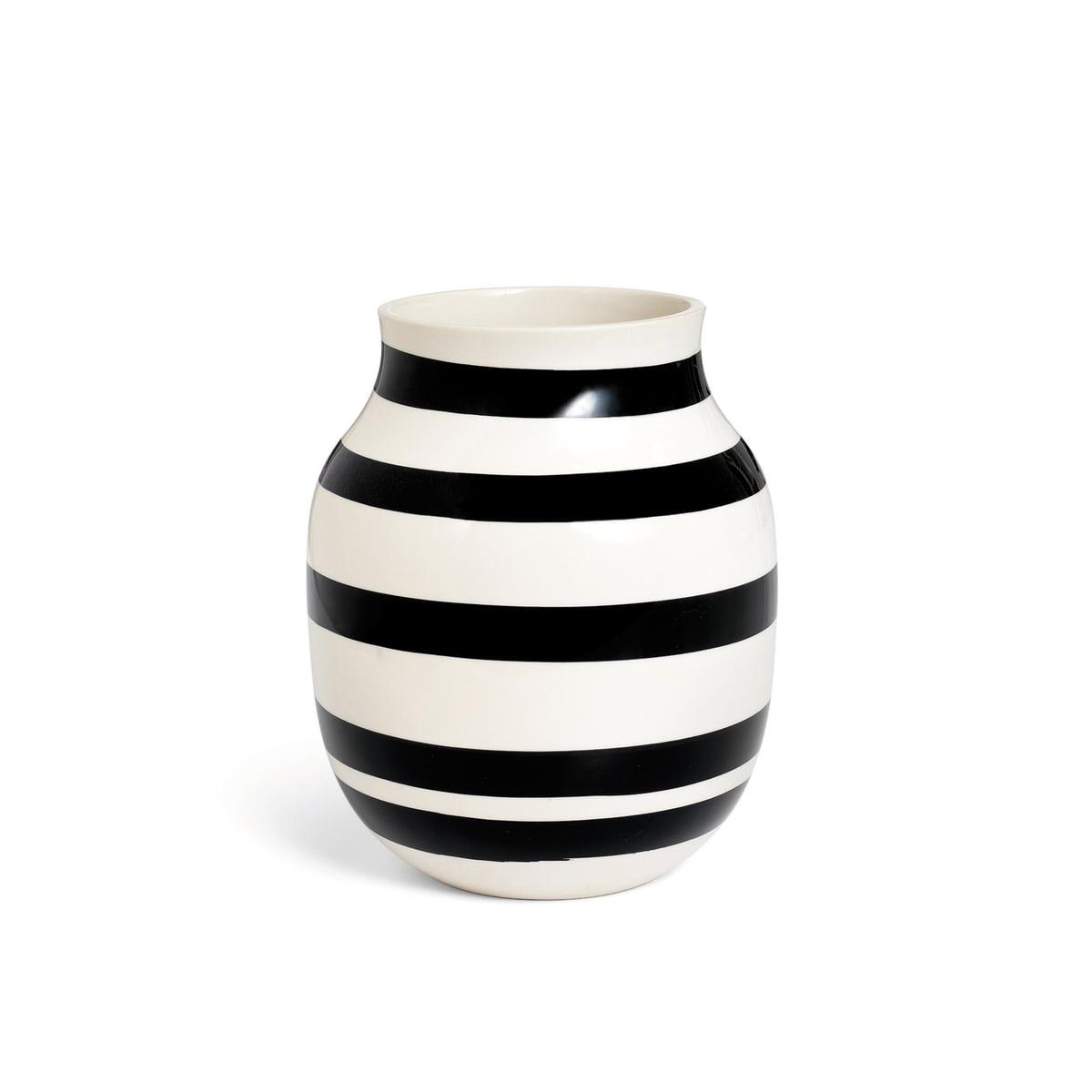the omaggio vase h20 cm by k hler design in the shop. Black Bedroom Furniture Sets. Home Design Ideas