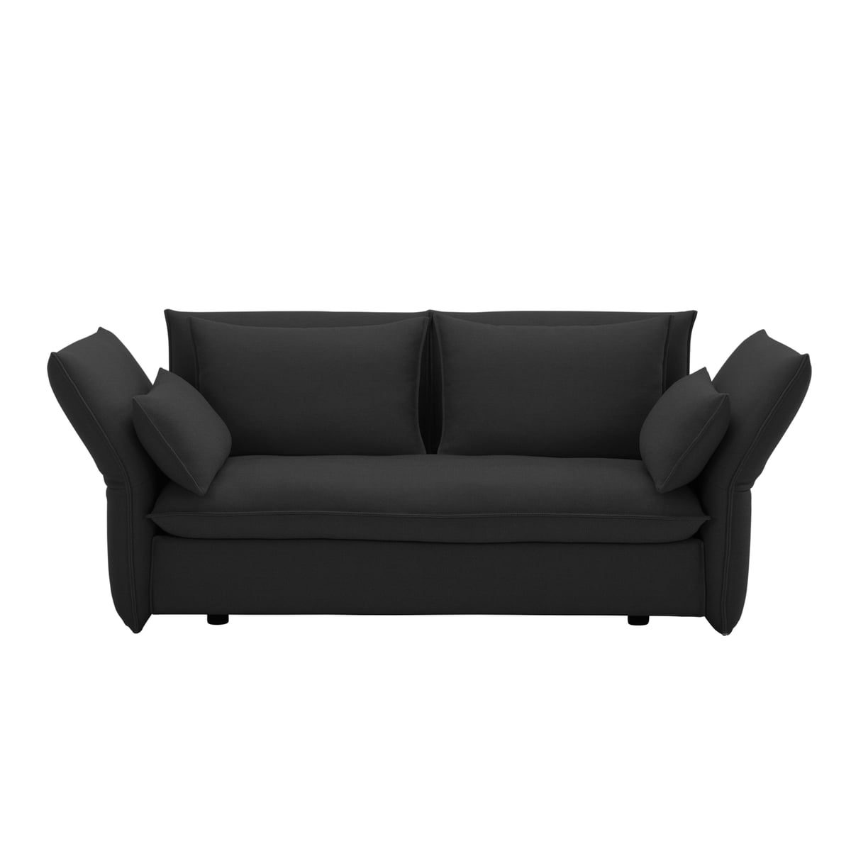 mariposa sofa 2 5 seater by vitra in the shop. Black Bedroom Furniture Sets. Home Design Ideas