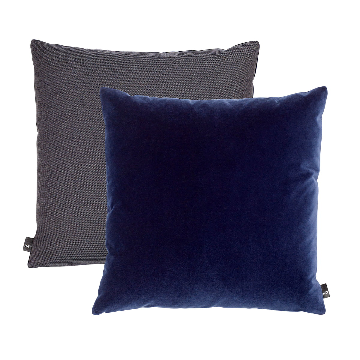 ecletic cushion by hay at the design shop. Black Bedroom Furniture Sets. Home Design Ideas