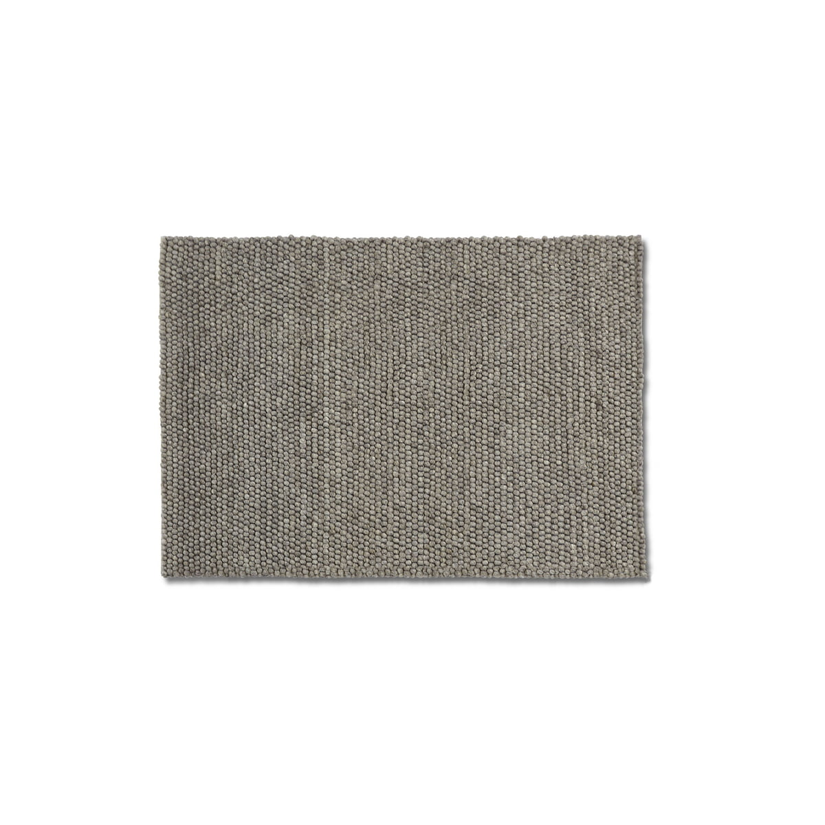 carpet grey. hay - peas carpet 80 x 140 cm, medium grey
