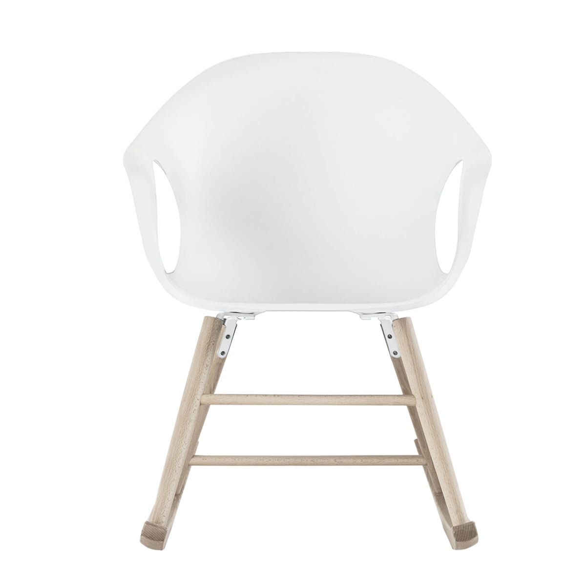 Superieur Kristalia   Elephant Rocking Chair In White
