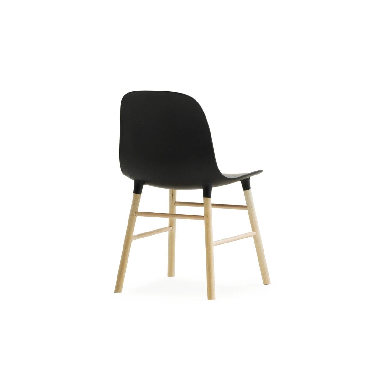 form chair miniature by normann copenhagen. Black Bedroom Furniture Sets. Home Design Ideas