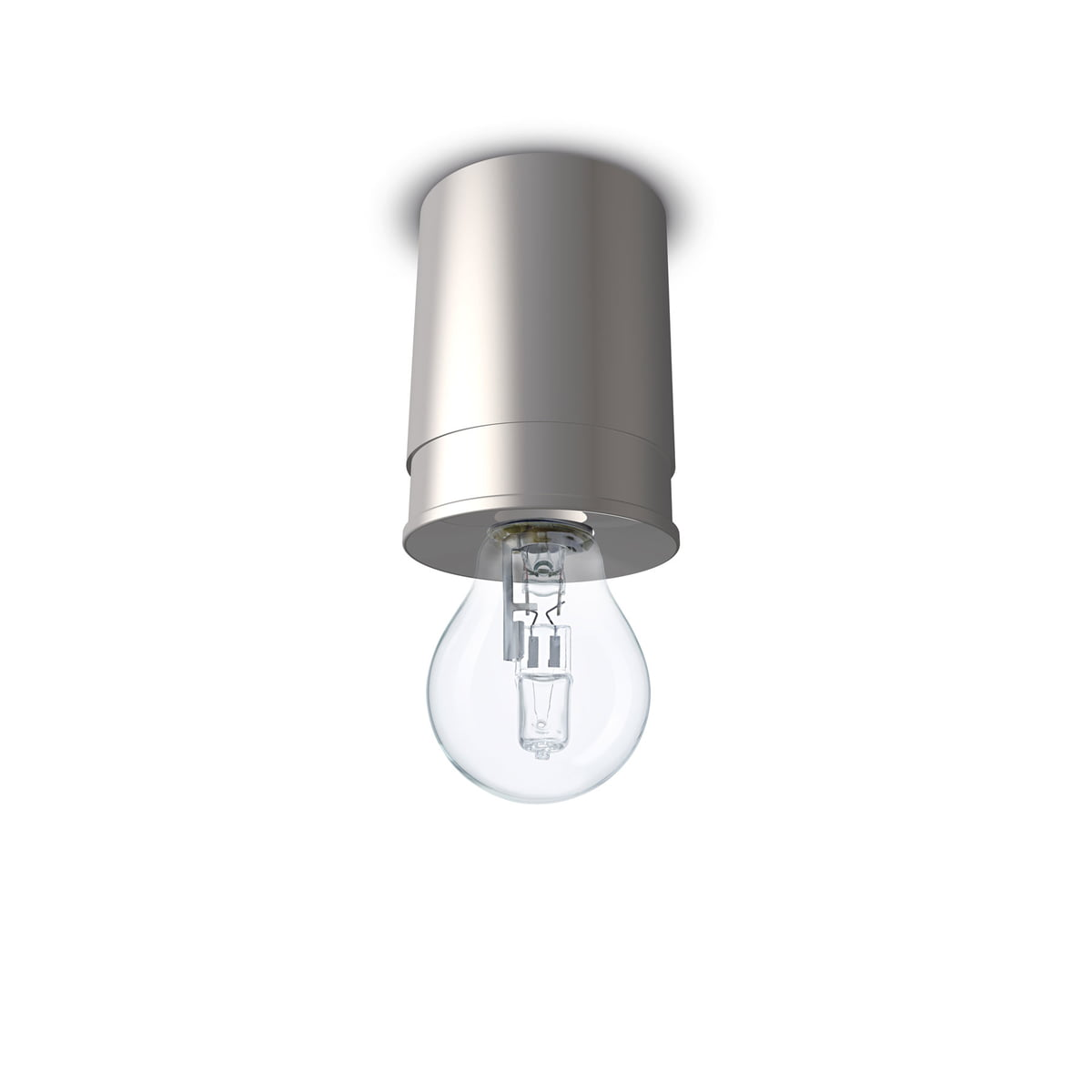 Classic ceiling lamps by twister lighting lamp classic by twister lighting in silver aloadofball Images