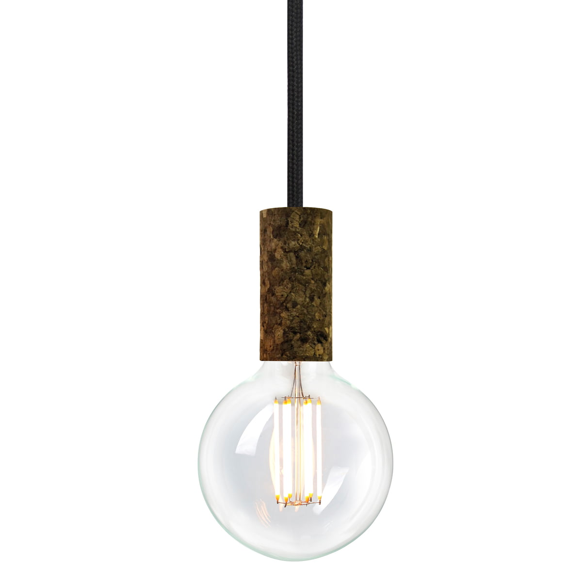 Cork Soil Raven (TT 09) By NUD Collection With Bulb