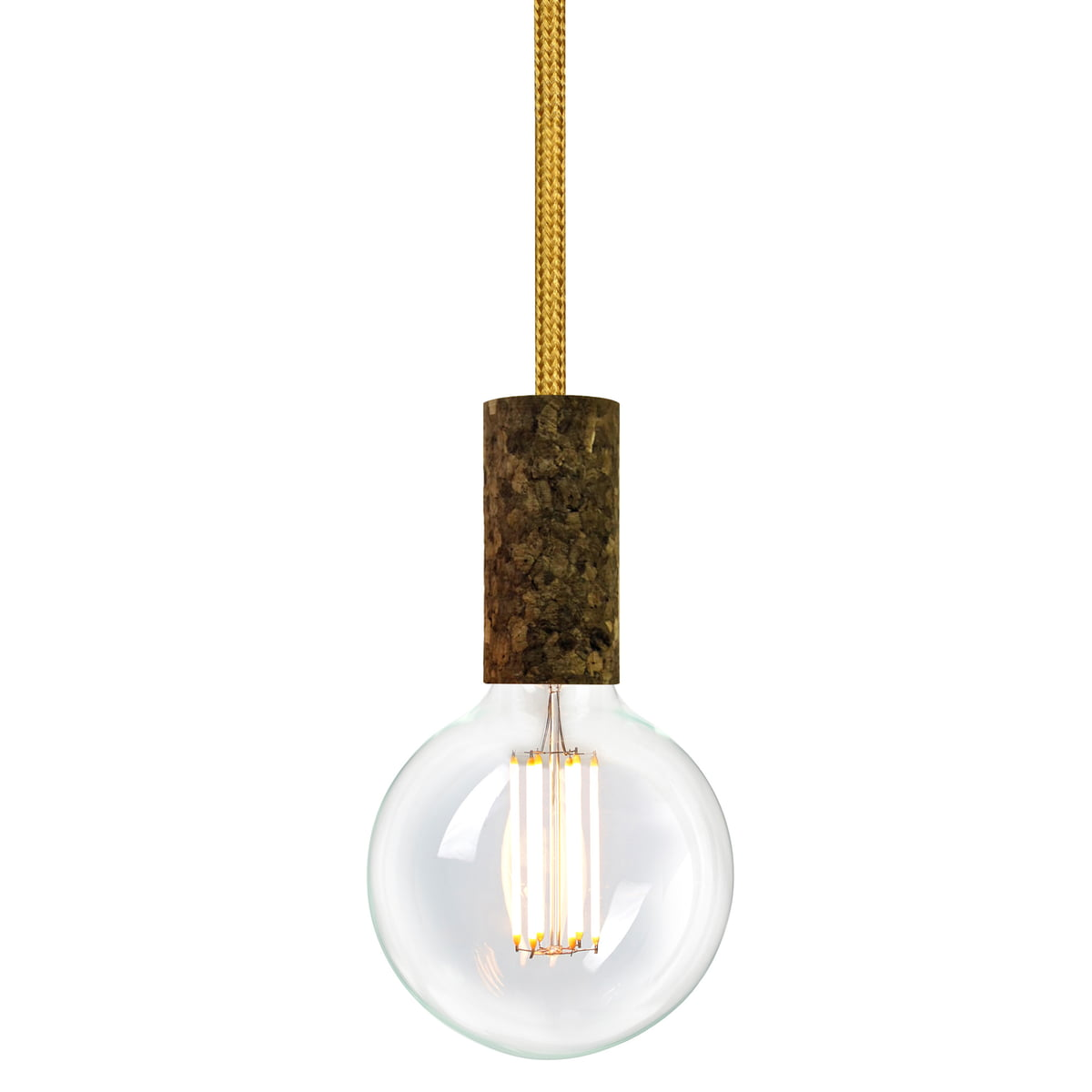 Cork Soil Gold Spire TT 150 By NUD Collection With Bulb