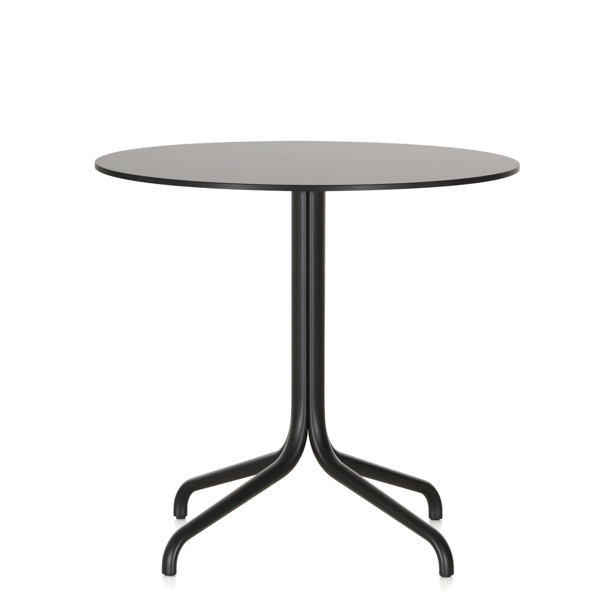 Round Outdoor Table Belleville By Vitra