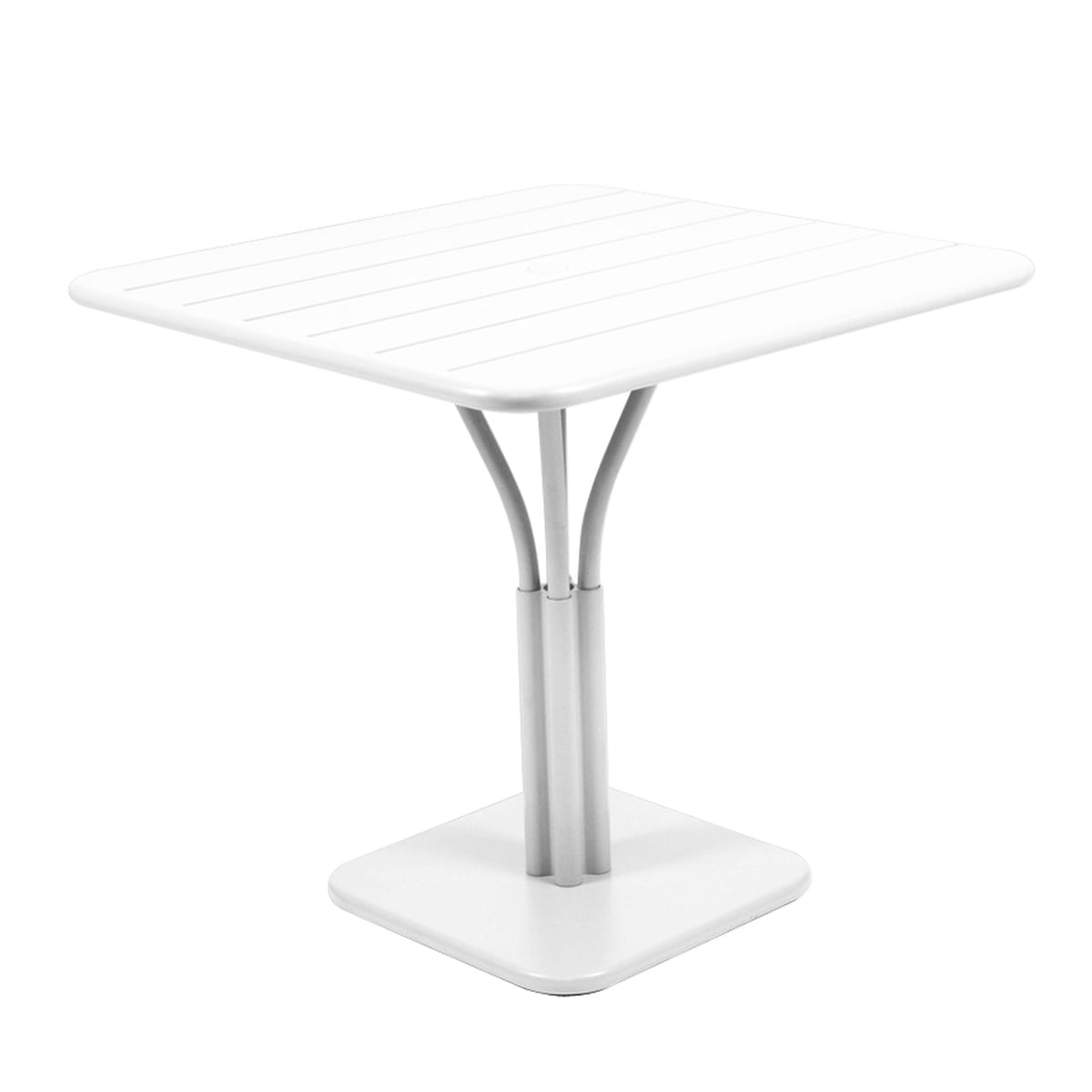 Luxembourg bistro table by fermob for Table extensible fermob