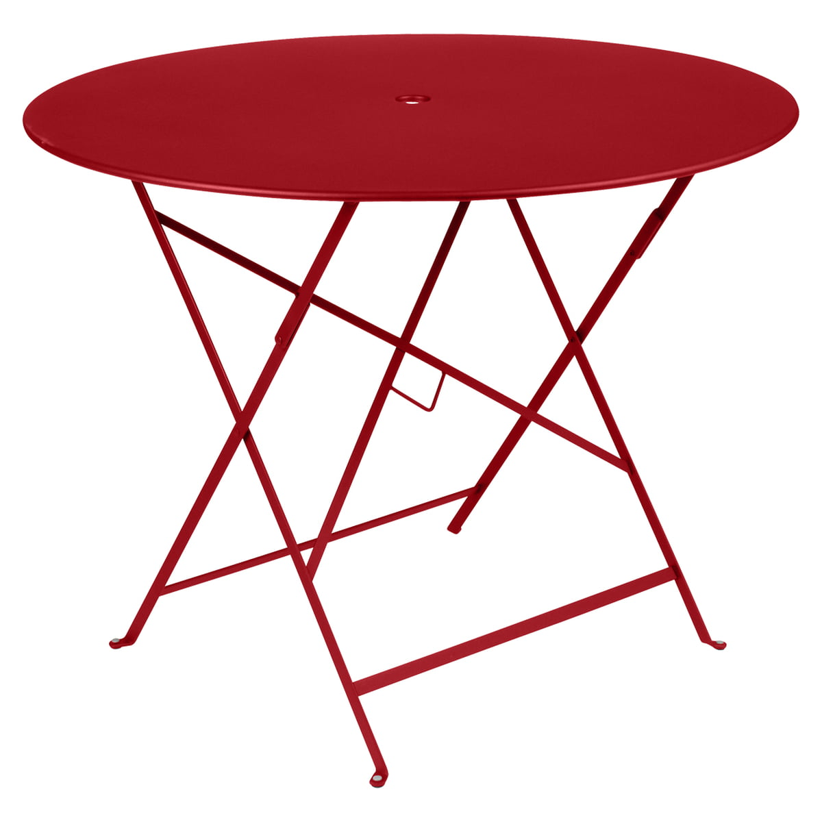 The Round Bistro Table By Fermob In The Shop # Table Pliante Style Brasserie