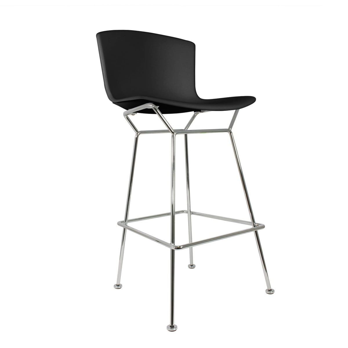 Bertoia bar stool by knoll in the shop for Bertoia stoel