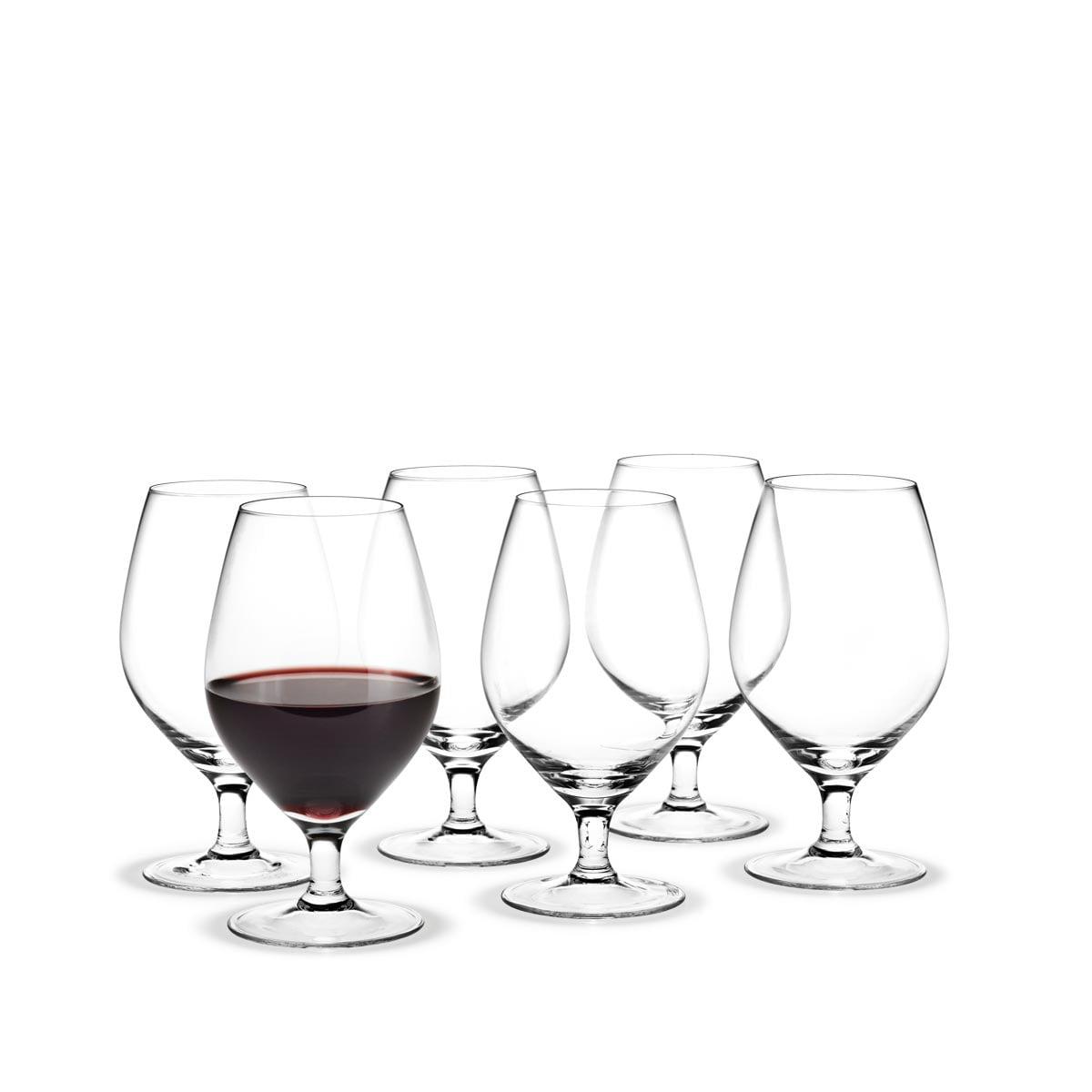 royal wine glasses from holmegaard in the shop. Black Bedroom Furniture Sets. Home Design Ideas