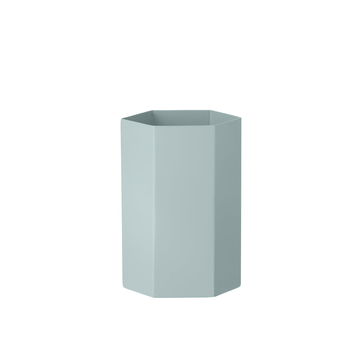 Hexagon vase by ferm living in the shop for Ferm living vase