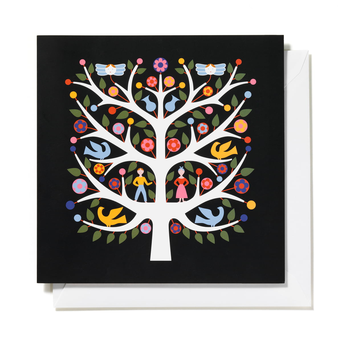 Greeting card tree of life by vitra in the shop greeting card tree of life by vitra kristyandbryce Gallery