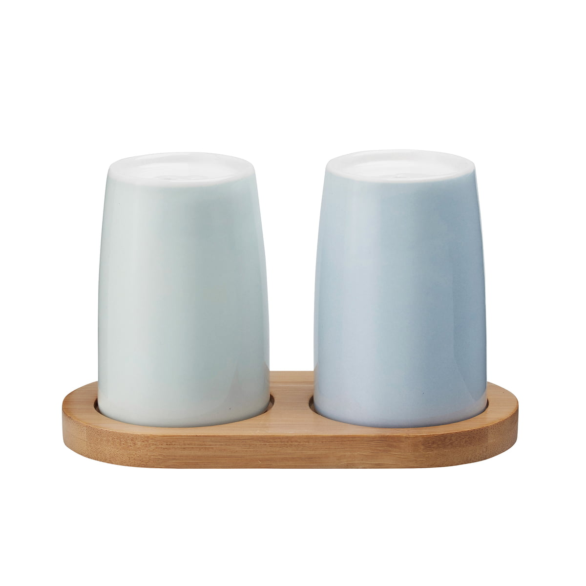 emma salt and pepper shakers by stelton. Black Bedroom Furniture Sets. Home Design Ideas