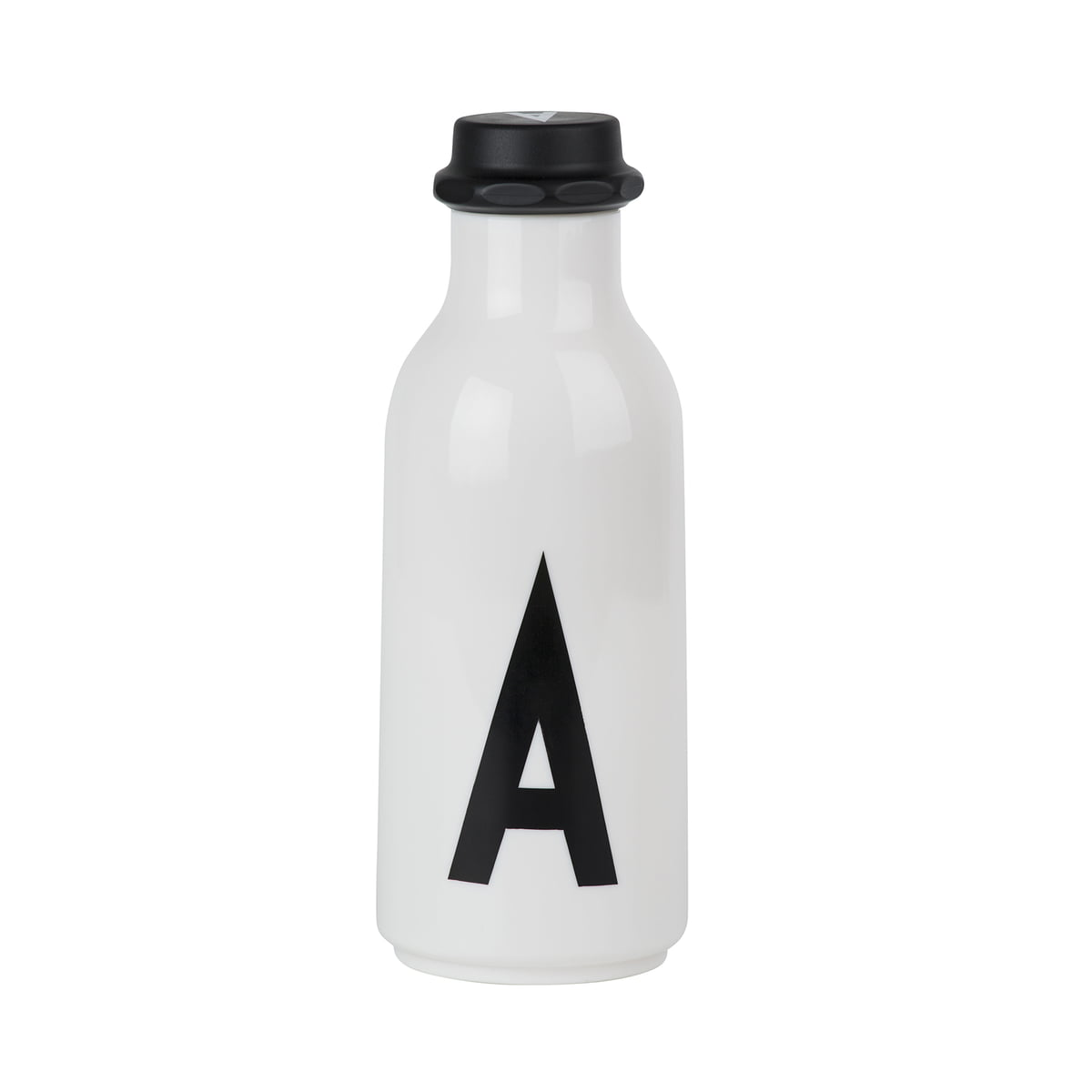 bottle a z by design letters in the shop