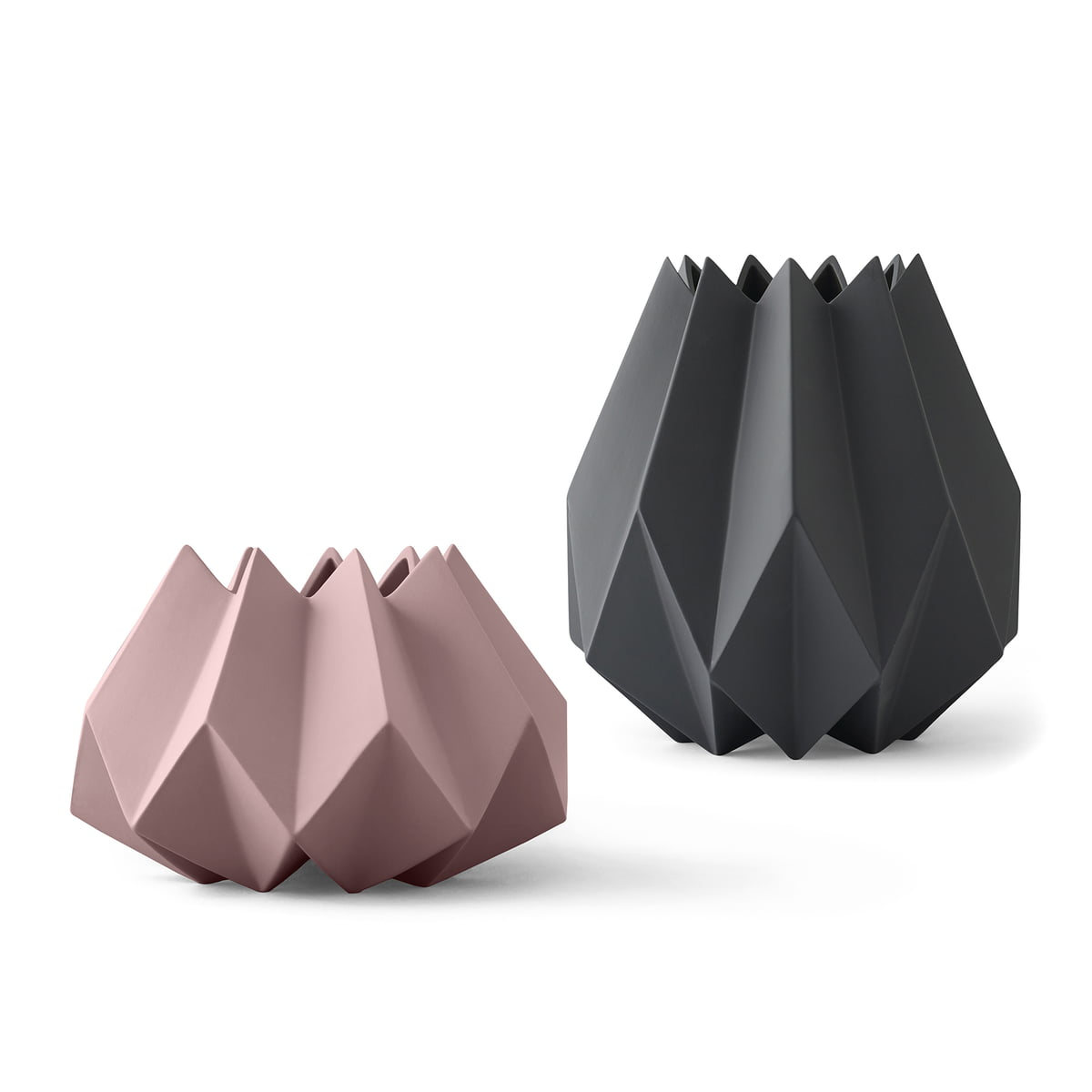 folded vase tall by menu in our shop