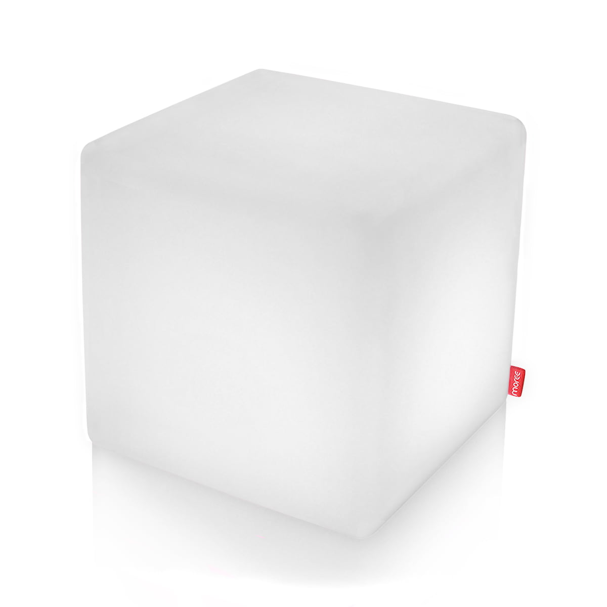 translucent furniture. Moree - Cube Outdoor LED, Translucent-white Translucent Furniture