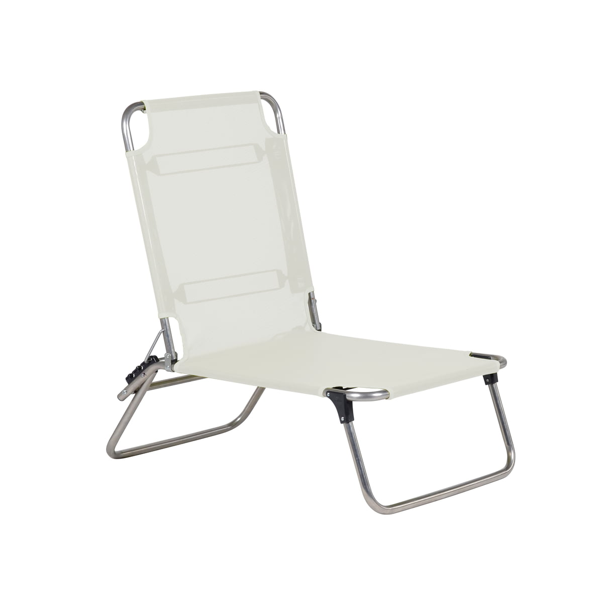 Fiam   Piccolina Beach Folding Chair, White