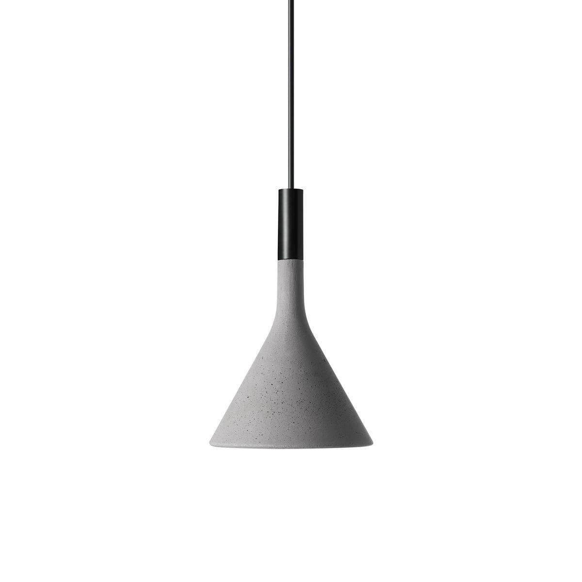 Concrete lamp by foscarini in the shop the aplomb mini by foscarini in gray aloadofball Gallery