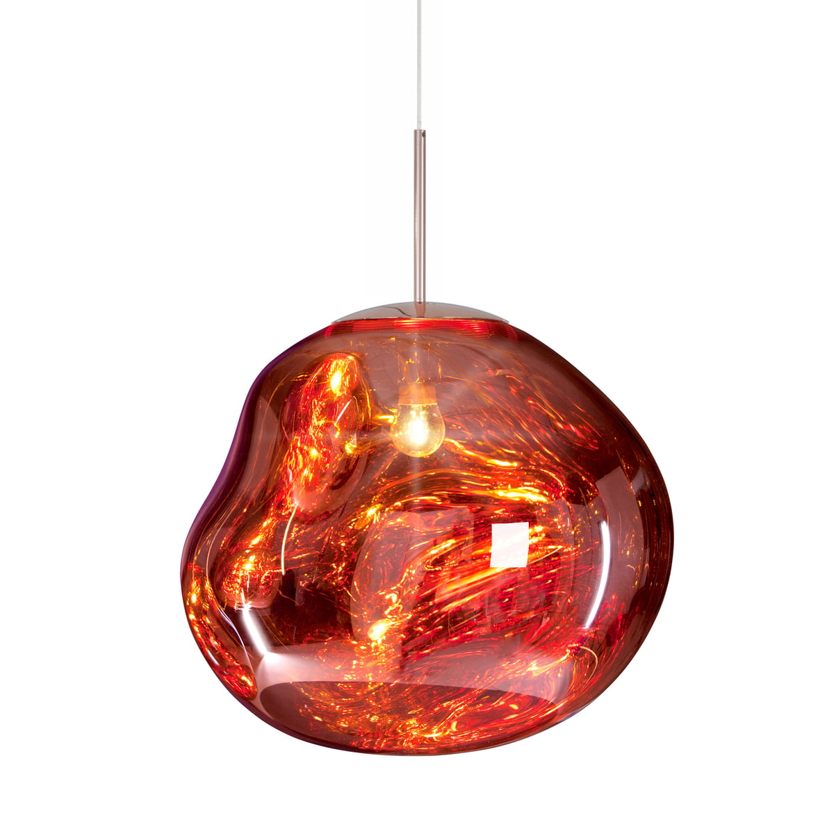 melt pendant lamp by tom dixon in our shop. Black Bedroom Furniture Sets. Home Design Ideas