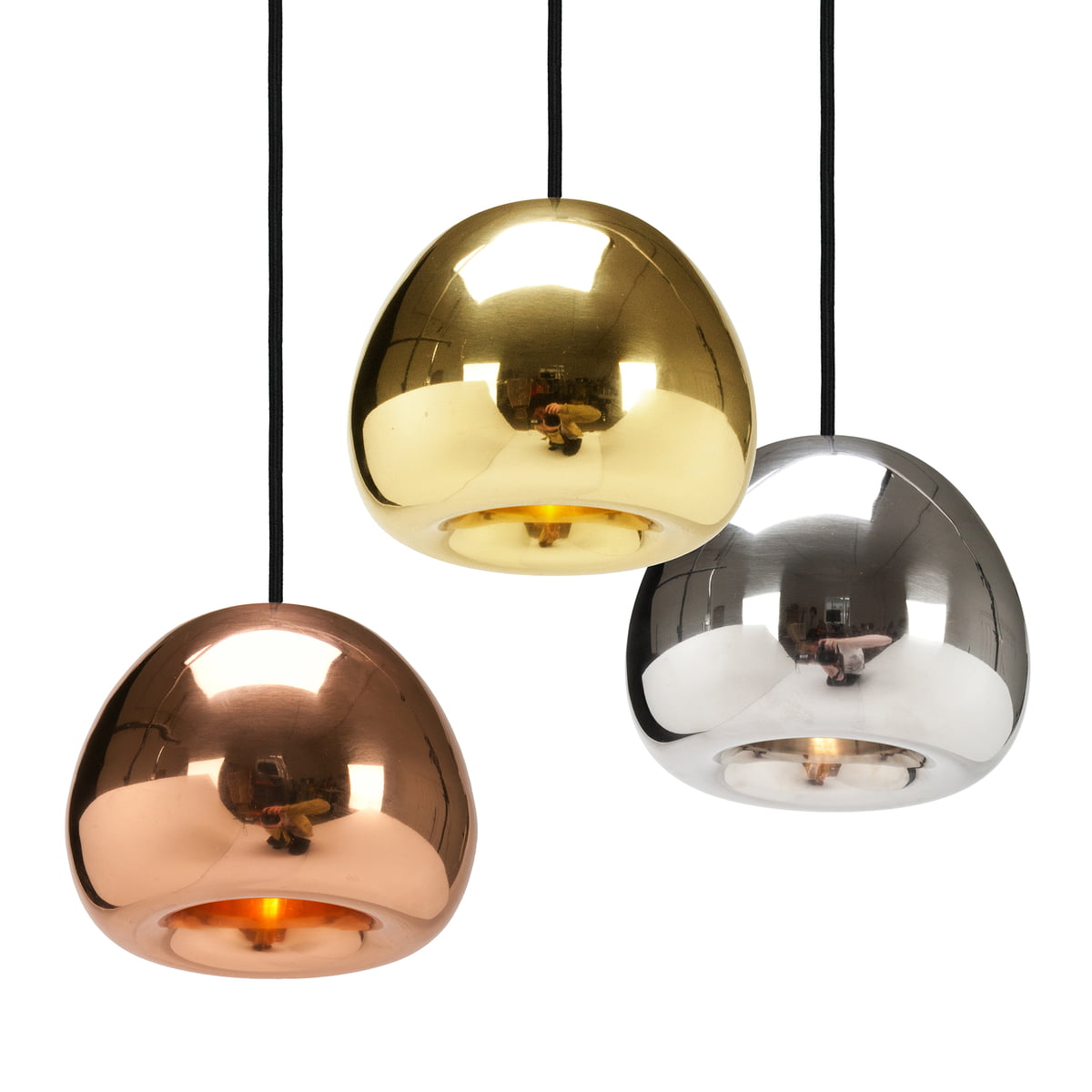 Void pendant lamp by tom dixon in the shop void pendant lamps by tom dixon aloadofball Choice Image