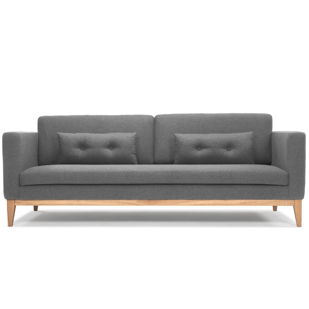 Attirant The Day Sofa By Design House Stockholm In Light Grey