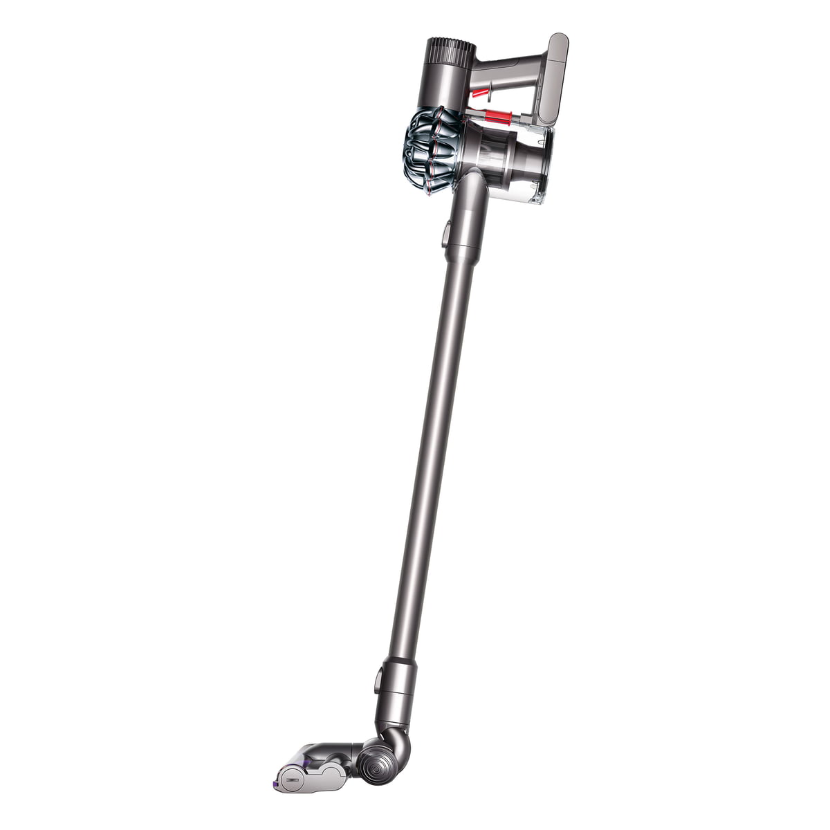 Dyson   Cordless Vacuum Cleaner Digital Slim Extra, Iron / Silver