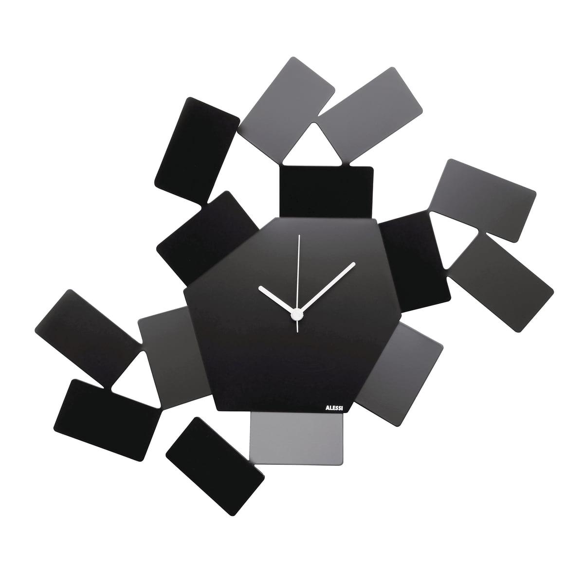 buy la stanza dello scirocco clock by alessi. Black Bedroom Furniture Sets. Home Design Ideas