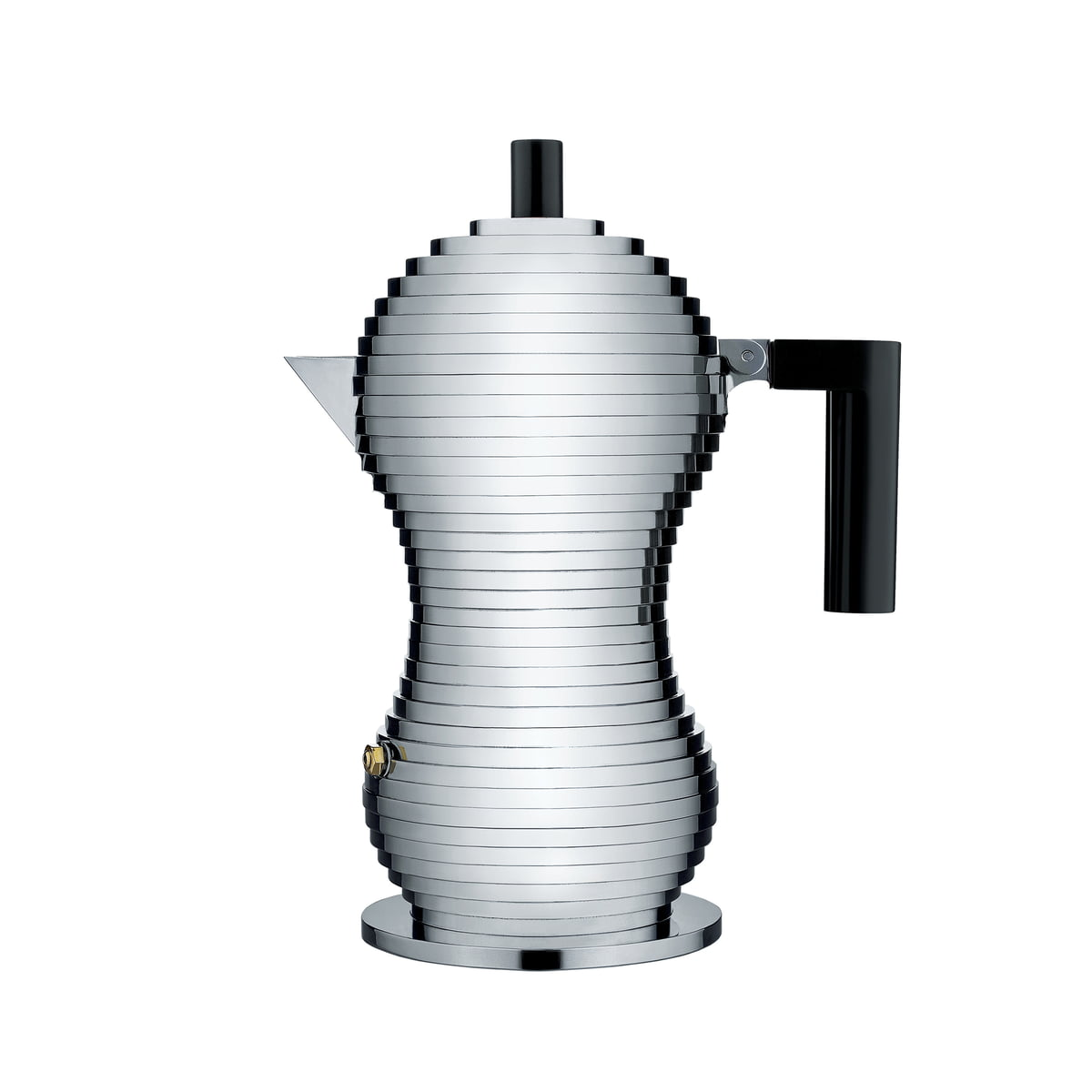pulcina espresso maker by alessi in the shop