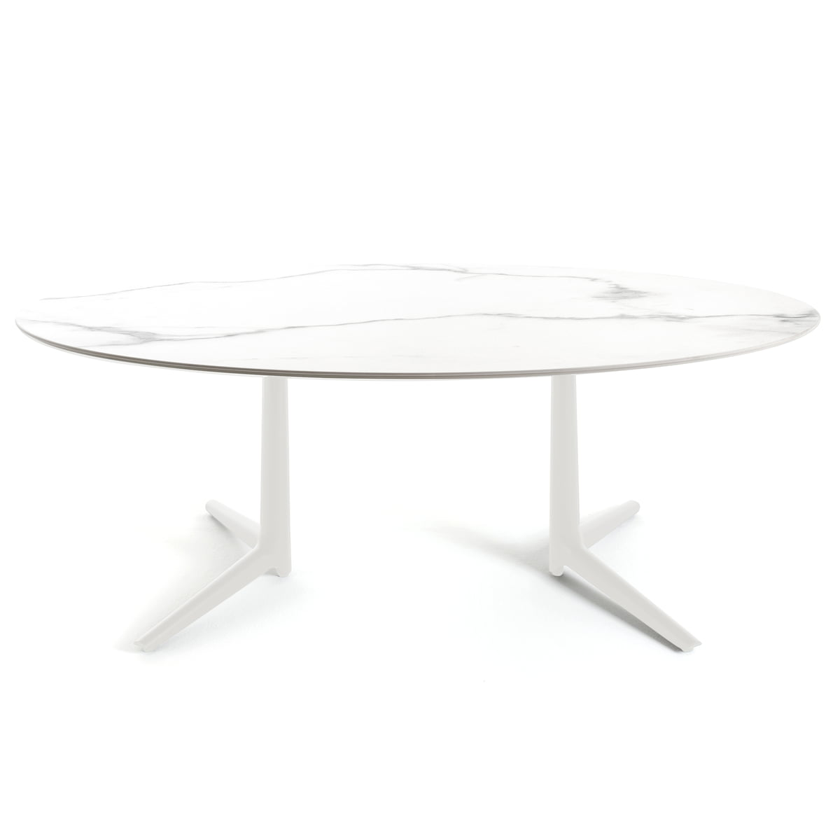 multiplo dining table by kartell in the shop. Black Bedroom Furniture Sets. Home Design Ideas