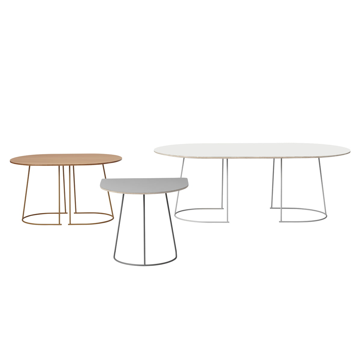 Buy the airy coffee table online by muuto Coffee tables online