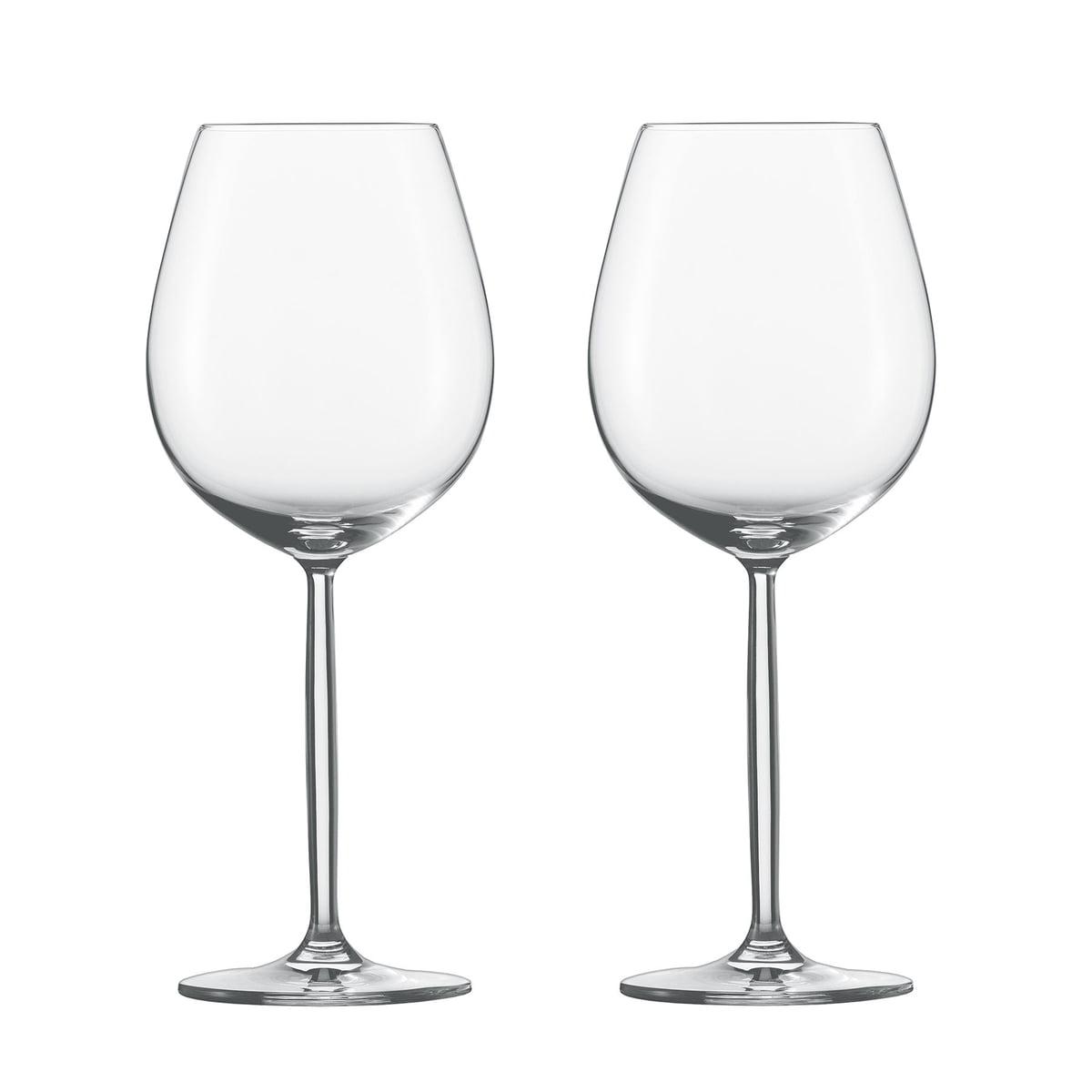 diva wine glasses by schott zwiesel. Black Bedroom Furniture Sets. Home Design Ideas