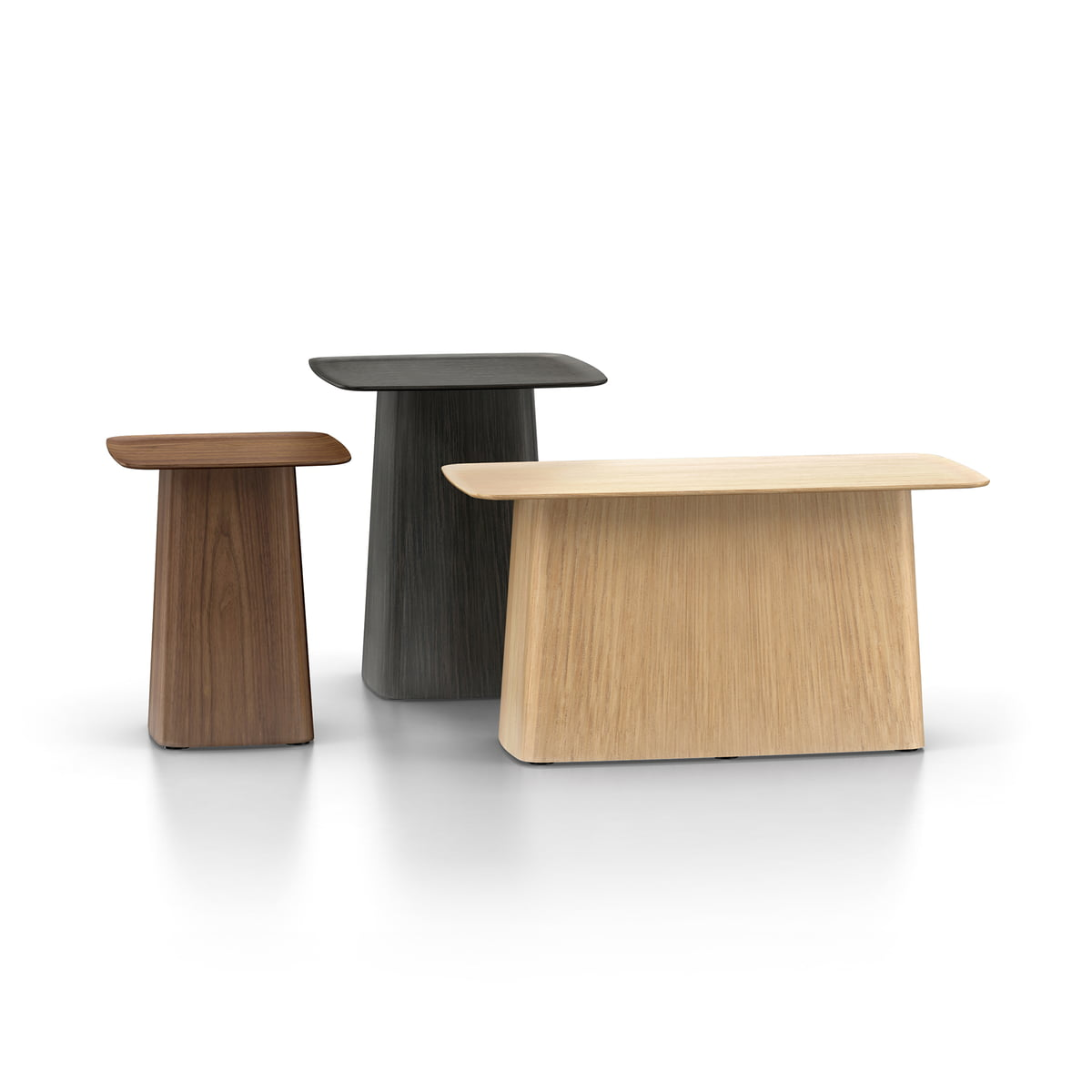 The Wooden Side Tables From Vitra